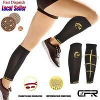 Compression Calf Sleeve Support Cpopper Shin Splint Leg Pain Socks Men Women