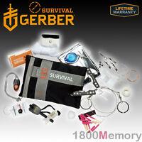 Gerber Bear Grylls Survival Series Ultimate 16 Piece Kit w/ Multi Tool 31-000701