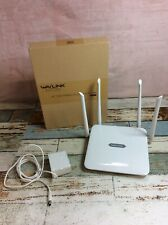 WAVLINK AC1200 Wireless Dual Band Router *READ*