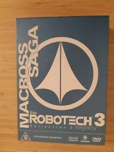 Robotech - Macross Saga - DVD Box 03 (3-Disc Set)