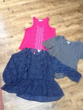 BNWOT H&M 3 X PERFECT TOPS SIZE LARGE (2)  - GORGEOUS + BARGAINS + SEE PHOTOS