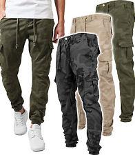 Urban Classics Herren Cargo Hose Jeans Cargopants camouflage TB1611
