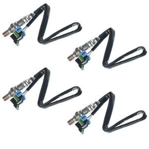 4 PCS Oxygen Sensors For Buick Enclave/Lacrosse/Cadillac SRX/Chevrolet Captiva