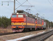 Electric locomotive CHS4T (Škoda 62Е8) 1/87(HO)