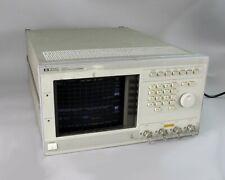 HP / Agilent 54112D Digitizing 4-Channel Oscilloscope - 100 MHz