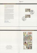 Ministerkarte 3.7.14 600.Jahrestag Konzil von Konstanz (2x MiNr.3091)