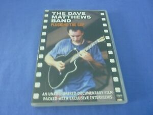 The Dave Matthews Band - Plugging The Gap DVD Region 0