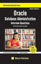 Oracle Database Administration Interview Questions You'll Most Likely Be Asked (