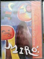 DVD Film Documentario Arte MIRò LA METAMORFOSI DELLE FORME