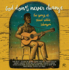 The Songs of Blind Willie Johnson - NEW LP SEALED Tom Waits, Lucinda, w/ downloa