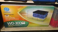 Wd-3000s wet dry sump aquarium filter new in box with pump