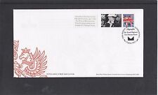 GB 2017  Princess Anne Comm sheet stamp + tab Int Olympic Com FDC Postal Museum
