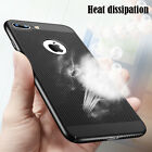 Ultra Thin Slim Matte Hard Back Case Cover For Apple iPhone 5s 5 6 6s 7 Plus New