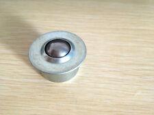 10pcs New Dia 5/8'' Ball Metal Transfer Bearing Unit Conveyor Roller 16H