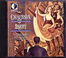 Eduardo MATA: CHAUSSON Symphony IBERT Escales Divertissement Port of Call CD