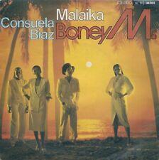 45 TOURS--BONNEY M--MALAIKA--1981