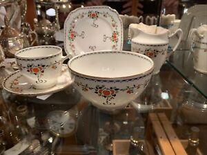 Royal Albert - Orange Tree - Circa 1920's - Tea Set