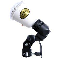 Socket Flash Umbrella Swivel Bracket Light Mount Holder With E27 Bulb Lamp S45T