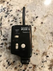 Pocket Wizard Plus II Transceiver. Good Condition