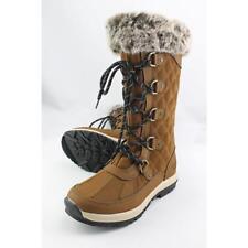 Bearpaw Gwyneth Women US 7 Brown Winter Boot Defect  12818