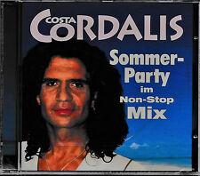 COSTA CORDALIS - Sommer Party Non-Stop Mix   *CD*    NEU&OVP