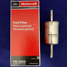 New OEM Ford Lincoln Mercury Motorcraft Fuel Filter FG1083 2C5Z-9155-BC
