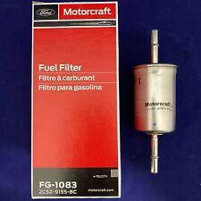 New OEM Ford Lincoln Mercury Motorcraft Fuel Filter FG1083 2C5Z-9155-BC