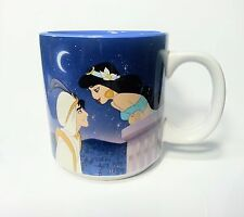 Walt Disney's Aladdin Coffee Mug Made In Indonesia