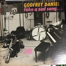 Godfrey Daniel - take a sad song...Vinyl LP 1972 Atlantic [sd7249]
