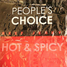 People's Choice Beef Jerky Hot & Spicy 1.5lb 15 Count