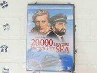 Walt Disney's 20,000 Leagues Under the Sea DVD, 2003, 2-Disc Set New Sealed