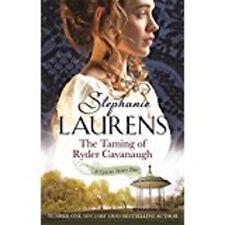 The Taming of Ryder Cavanaugh: Number 5 in series (Cynster Sisters), New, Lauren