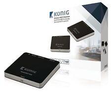 5 GHz Trasmettitore Wireless HDMI 1080p / 3D Podpora - Gamma 30 m