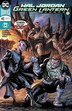 Hal Jordan And The Green Lantern Corps #40 DC Comics VARIANT COVER B
