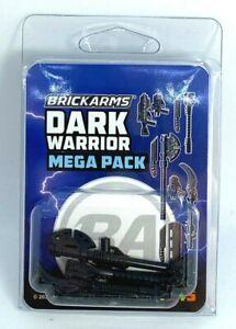 BrickArms DARK WARRIOR Mega Pack Star Wars Minifigures NEW Knights of Ren