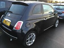 59 FIAT 500 1.2 SPORT CLIMATE, 1/2 LEATHER, PRIVACY GLASS, LOW MILES 54k ONLY