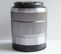 Sony E 18-55mm f/3.5-5.6 OSS SEL1855 Silver Lens for E-Mount #3