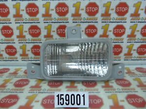 10 11 12 13 CHEVROLET CAMARO DRIVER LEFT SIDE REAR BUMPER BACKUP LIGHT OEM