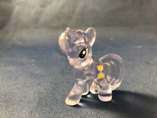 My Little Pony Figure Clear Blue Crystal Time Turner MLP