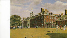 Postcard London  Royal  Hospital Chelsea North Front unposted B