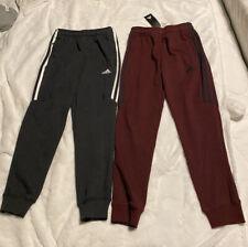 Adidas Youth Boys Sweatpants Size Small Lot Of 2
