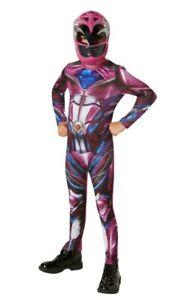 Kid's Pink Power Ranger Costume