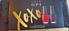 2 Bottles Nail Lacquer & Bay - Love O.P.I Xoxo Hf607