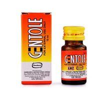 2X Hamdard herbal Gentole Oil 10ml give strength & Improve male sexual organ