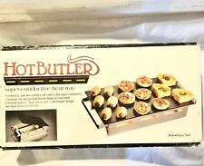 Hot Butler Super-Conductive Heat Food Tray EUC Perfect For Parties Holidays
