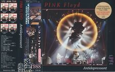 Pink Floyd / LIVE FROM NASSAU 1988 / 2CD With OBI STRIP / SOUNDBOARD / Sealed!