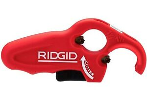Ridgit 41608 1-1/4 in. to 1-1/2 in. PTEC 3000 Plastic Tubing Cutter