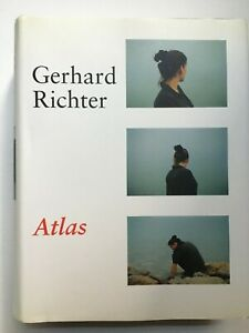 Gerhard Richter: Atlas, 2006 Hardcover w/ Jacket published by DAP good condition