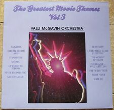 LP McGavin Orchestra The Greatest Movie Themes Vol 3 On Bellaphon in M- (Sountra
