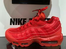 Nike Air Max 95 Triple Red Men's Size 8-13 Brand New CQ9969-600 DS